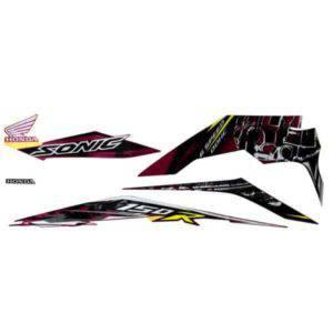 871X0K56N00ZDL Stripe Set L Pink