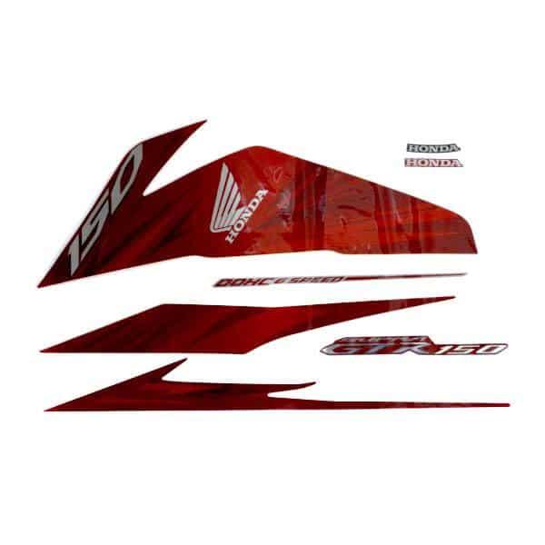871X0K56N10ZAL Stripe Set L Red