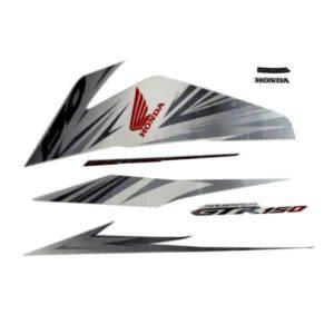 871X0K56N10ZBL Stripe Set L White