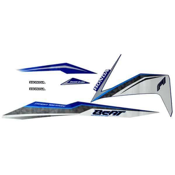 871X0K81N00ZAL Stripe Set Blue White L
