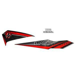 871X0K81N00ZDR Stripe Set Black R