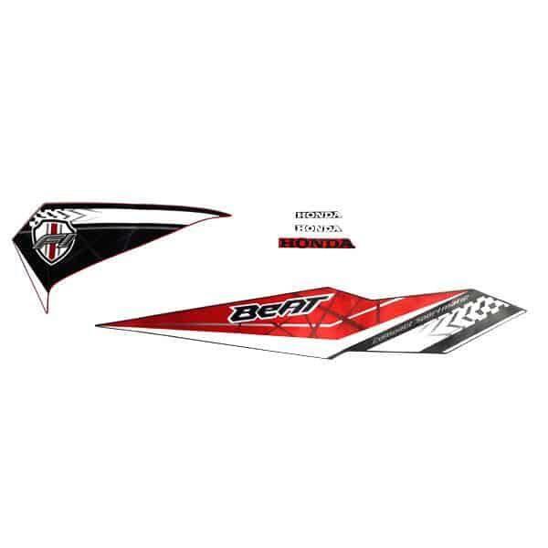 871X0K81N00ZFR Stripe Set Red Black R