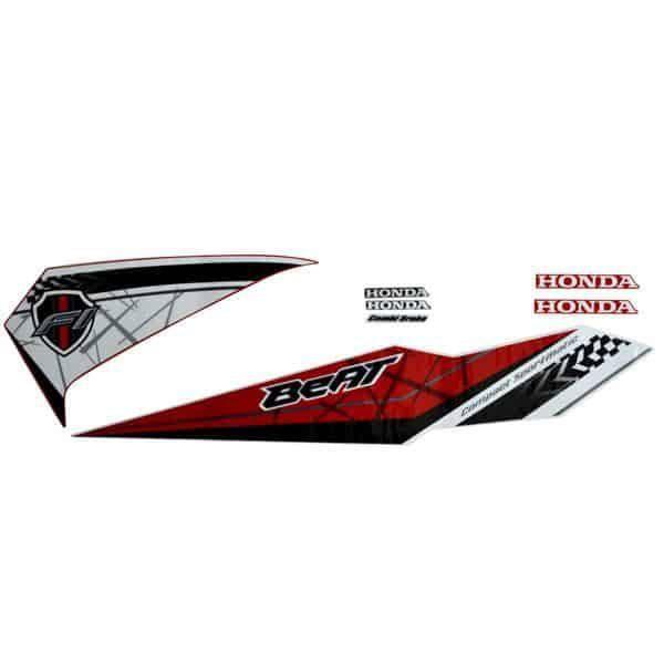 871X0K81N10ZCR Stripe Set Red White R
