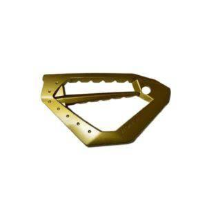 08F44K59GLD Garnish Cover Radiator Gold