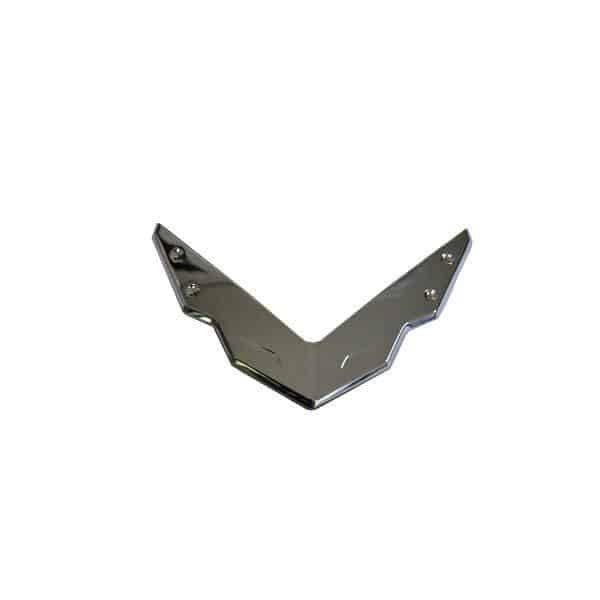 5320AK59CRO Garnish Front Steering Silver