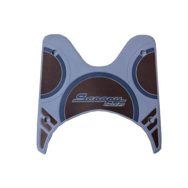 64300K16RBRW Rubber Stepfloor Scoopy Brown