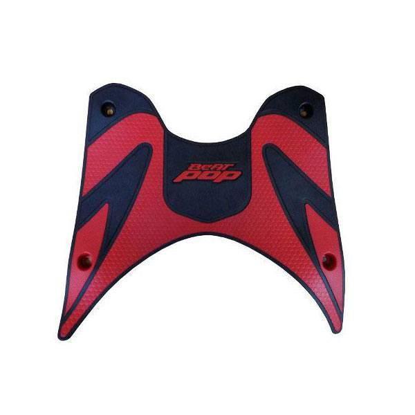 64300K61RED Rubber Stepfloor BeAT POP Red