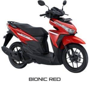 Honda Vario 125 eSP Bionic Red