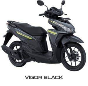 Honda Vario 125 eSP Vigor Black