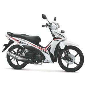 Honda Revo FI CW Cosmic White