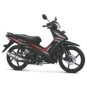 Honda Revo FI CW Quantum Black