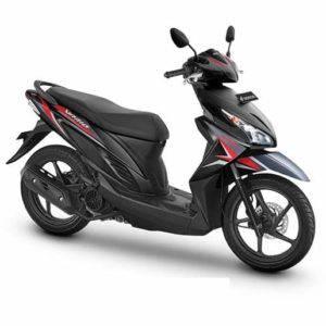 Honda Vario 110 eSP CBS ISS Estilo Black