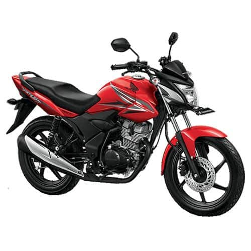 Honda Verza 150 CW Winning Red