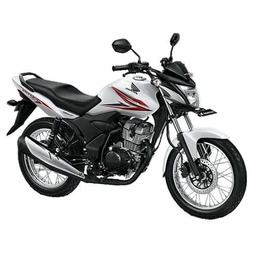 Honda Verza 150 SW Advance White