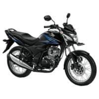Honda Verza 150 SW Bold Black