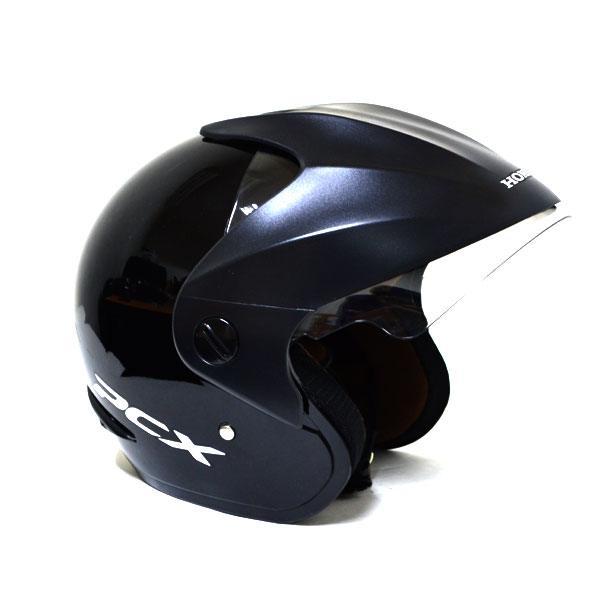 Helmet Assy Half Face Black 86100H06AA0