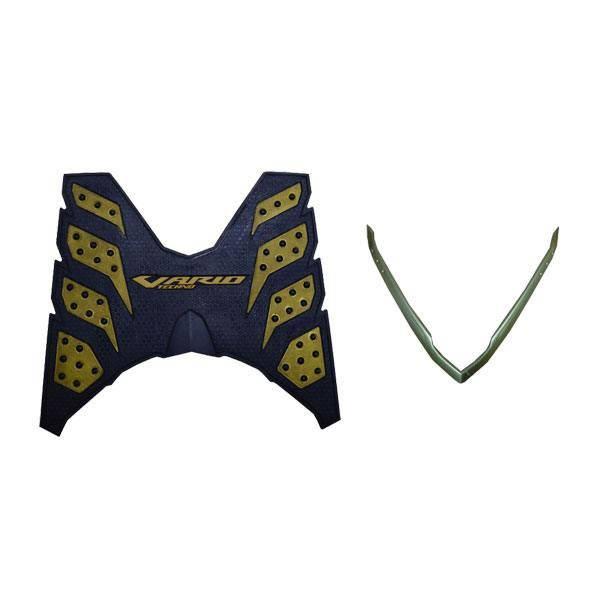 Paket Aksesoris Resmi Honda Vario 125 & 150 eSP Gold 2 Item 0800CK59GLD