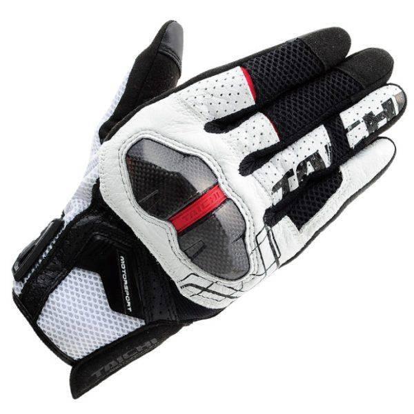 RS Taichi Armed Mesh Glove White RST427