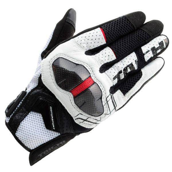 RS Taichi Armed Mesh Glove White RST427