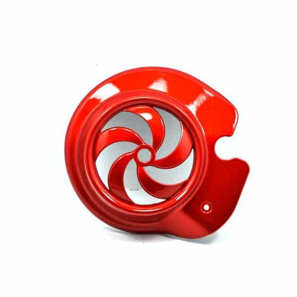 Garnish Fan Red BeAT Karbu 08F44KVYVRED