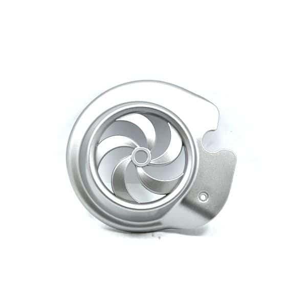 Garnish Fan Silver BeAT Karbu 08F44KVYVSLV