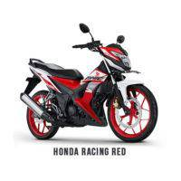 Honda Sonic 150R Honda Racing Red