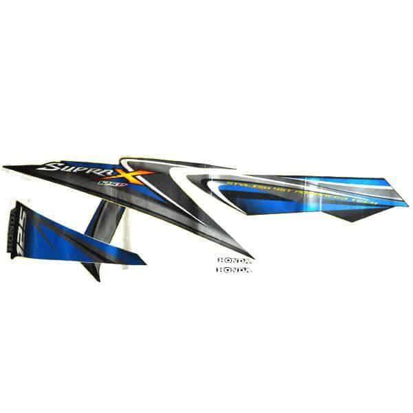 Stripe Black Blue R 871X0KYL650ZAR