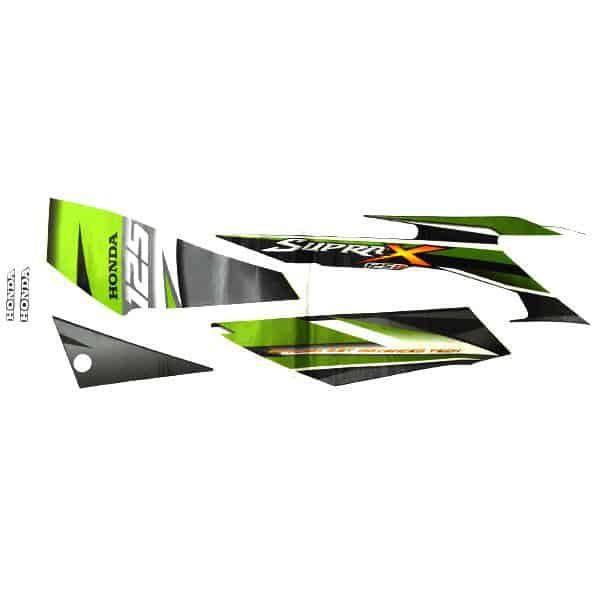 Stripe Black Green R 871X0KYL670ZCR