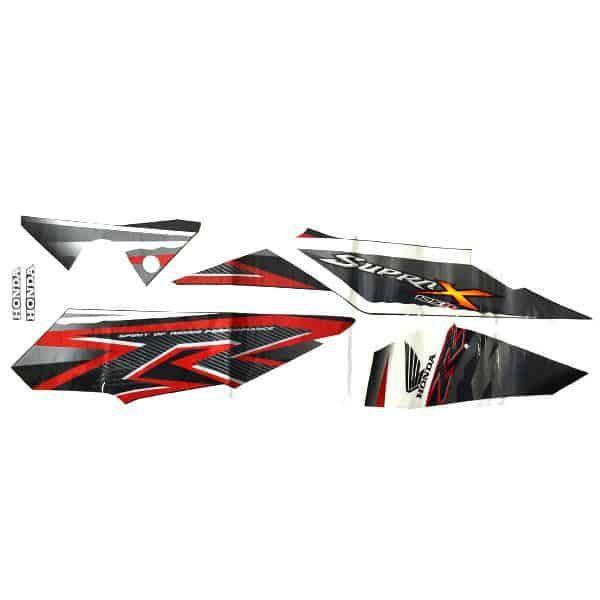 Stripe Black Grey L 871X0KYL690ZBL