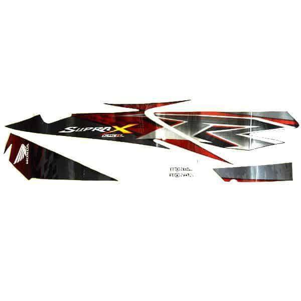 Stripe Black Red R 871X0KYL660ZAR