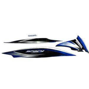 Stripe Blue Black R 871X0KZLA00ZCR