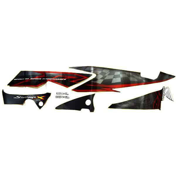Stripe Phantom Black L 871X0KVLN40ZAL