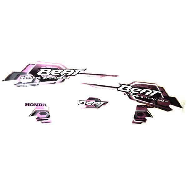 Stripe Pink L & R 871X0KVY960ZE