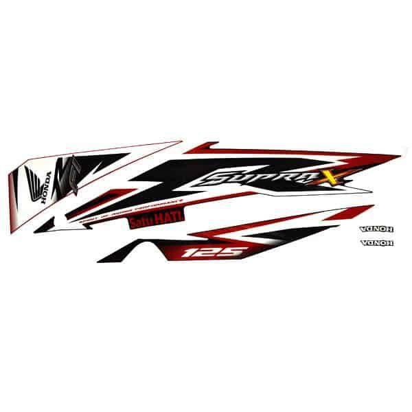 Stripe Red Black L 871X0K41N10ZBL