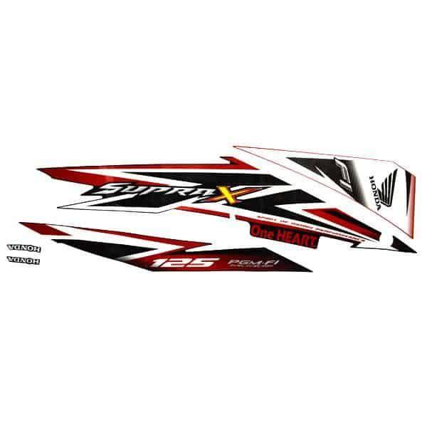 Stripe Red Black R 871X0K41N00ZBR