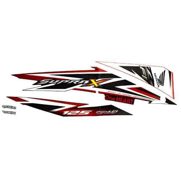 Stripe Red Black R 871X0K41N10ZBR