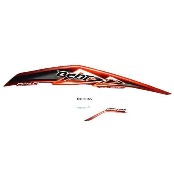 Stripe Red L 871X0K25910ZCL