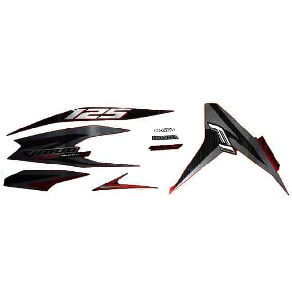 Stripe Red R 871X0KZRB00ZBR