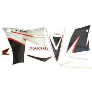 Stripe Set L Red CBR 150R K45A 871X0K45N00ZBL