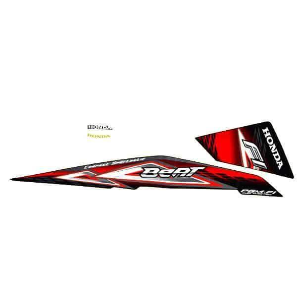 Stripe Set R Black Red 871X0K25930ZAR