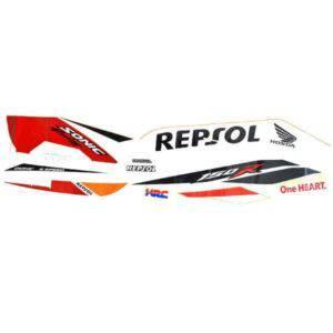 Stripe Set R Orange Sonic 871X0K56N20ZAR