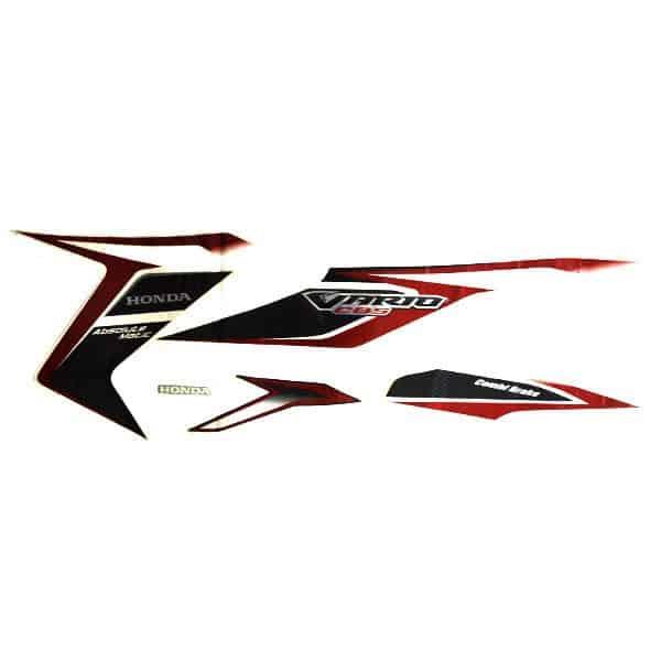 Stripe White Red R 871X0KZS930ZCR