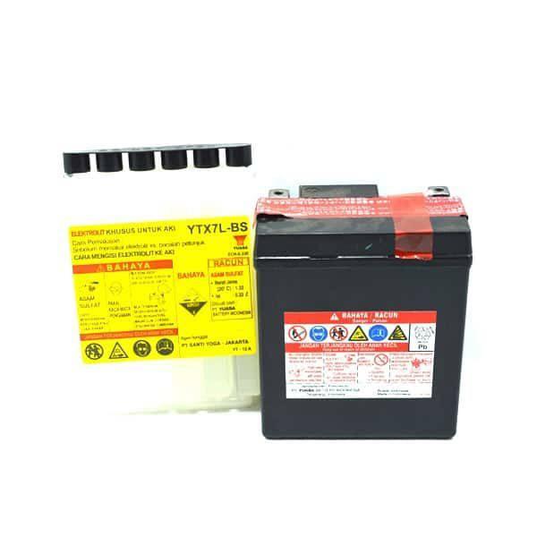 Battery YTX7L-BS 31500KYJ780