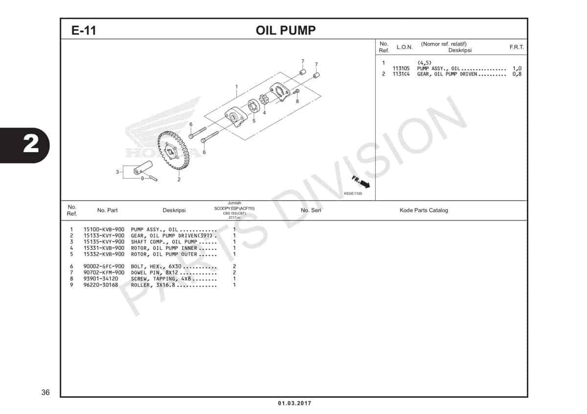 E11-Oil-Pump-Katalog-Scoopy-eSP-K93