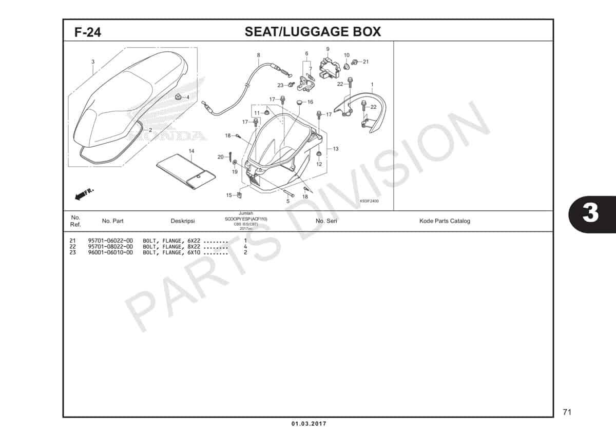 F24-1-Seat-Luggage-Box-Katalog-Honda-Scoopy-eSP-K93