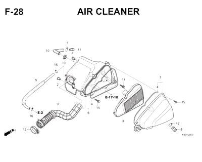 F28-Air-Cleaner-Katalog-Honda-Scoopy-eSP-K93