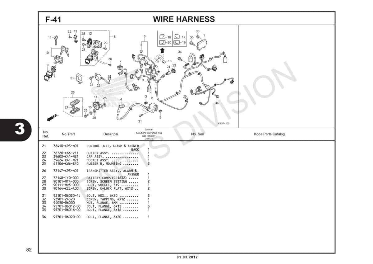 F41-1-Wire-Harness-Katalog-Honda-Scoopy-eSP-K93