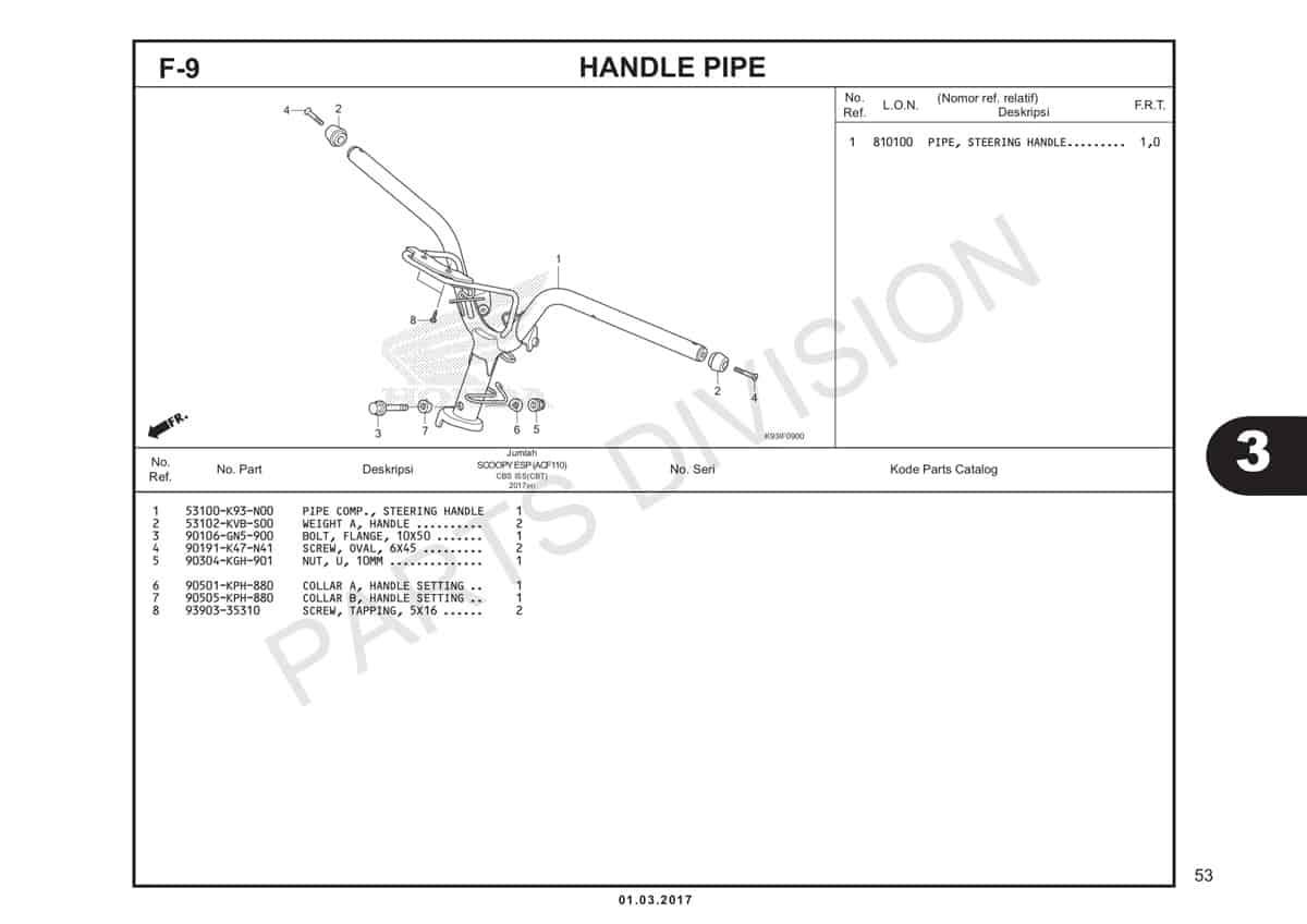 F9-Handle-Pipe-Katalog-Honda-Scoopy-eSP-K93