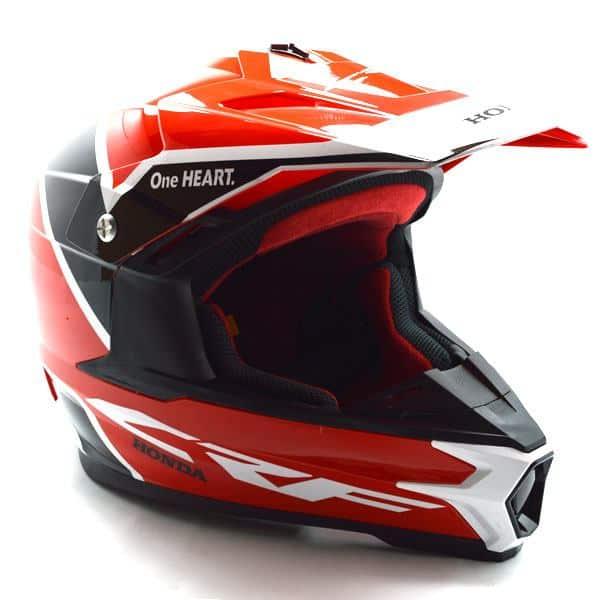 Honda CRF Helmet (M) 87100MXCRFM