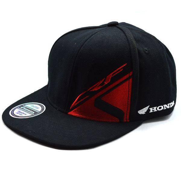 Honda CRF Snapback Cap Black AHTP0001012